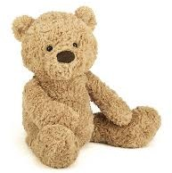 Jellycat - Peluche Bumbly ours Large 57cm