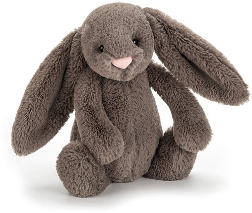 Jellycat Bashful Truffe Lapin Medium - 31cm