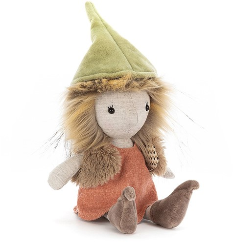Jellycat Forest Foragers Trèfle - 23cm