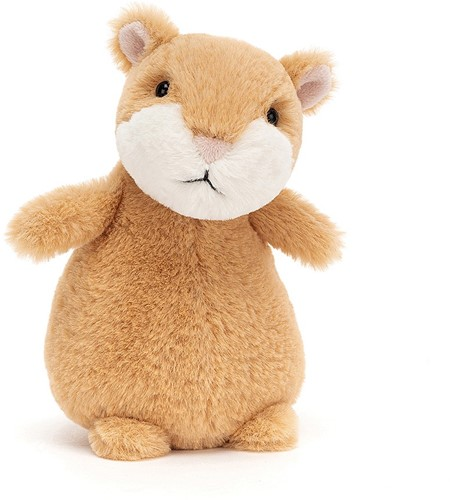 Jellycat Happy Cannelle Hamster - 15cm