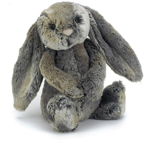 Jellycat  Bashful Cottontail Lapin Medium - 31 cm
