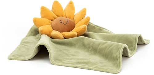 Jellycat Fleury Sunflower Soother - 15cm