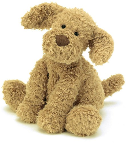 Jellycat Fuddlewuddle Chiot Medium - 23cm