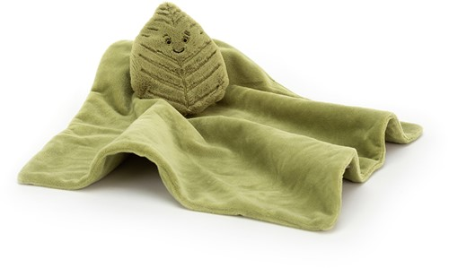 Jellycat Woodland Beech Leaf Soother - 13x32cm