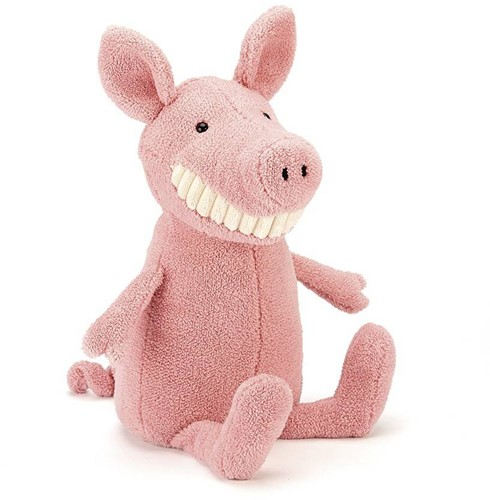 Jellycat Toothy Cochon - 36cm