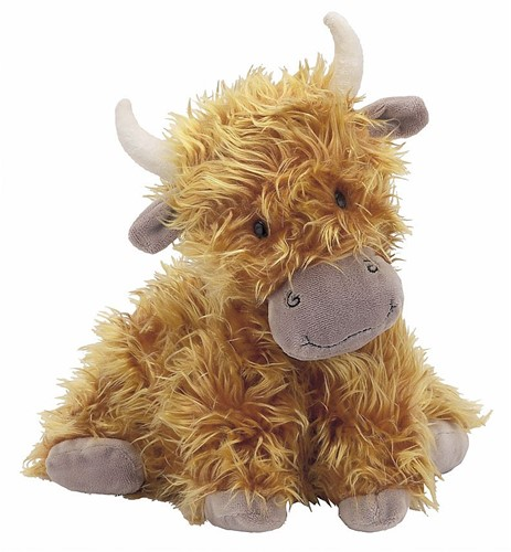 Jellycat Truffles Boeuf Highland Medium - 23cm