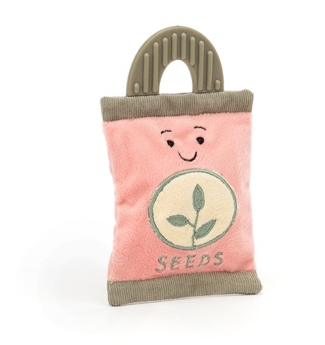 Jellycat Whimsy Garden Seed Packet