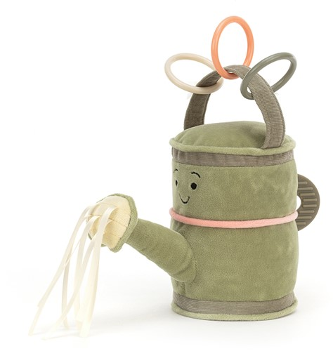 Jellycat Whimsy Garden Watering Can - 15x18cm